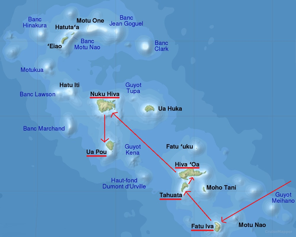 Marquesas map